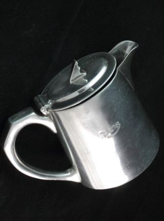 Gladwin Ltd Art Deco Pot Small Pitcher 23737 Sheffield photo