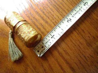 Antique Sewing Kit With 2 Thimbles Marked Germany photo