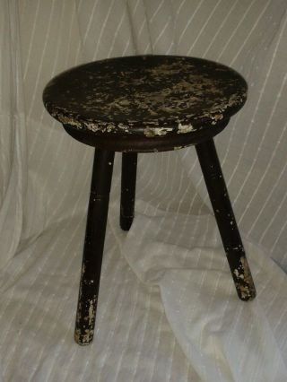 Old Milking Stool photo
