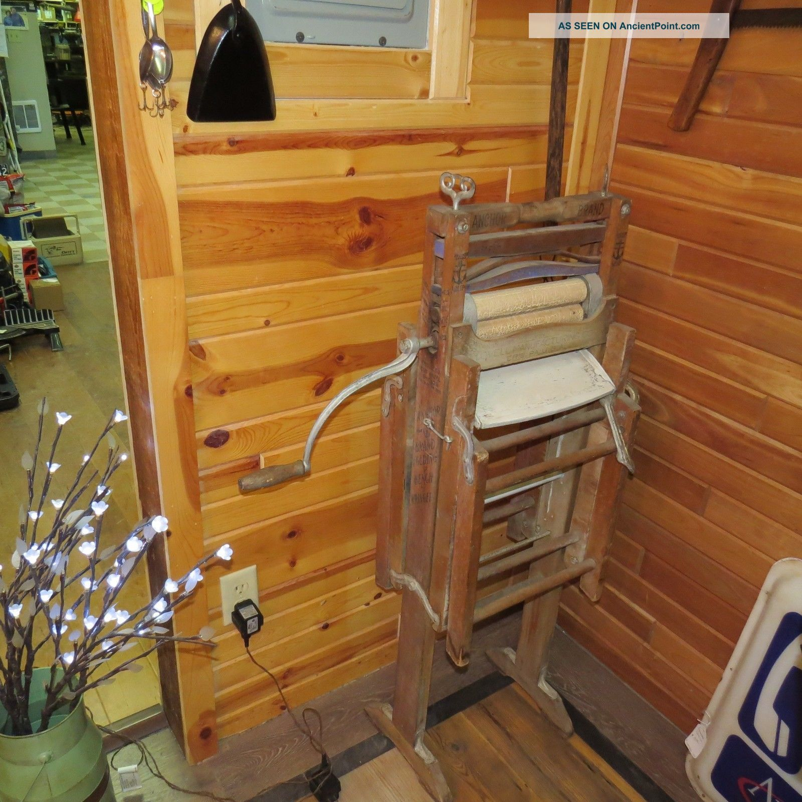 Wash Tub With Stand : ... Lovell Mfg. Co.