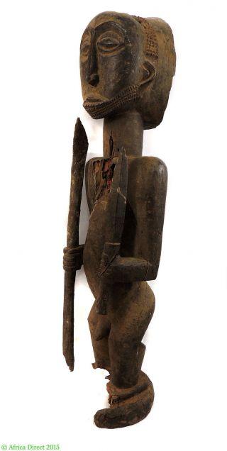 Luba Hemba Memorial Warrior Congo Africa Was $295 photo