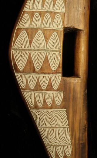 Aboriginal Parrying Shield 1960s photo