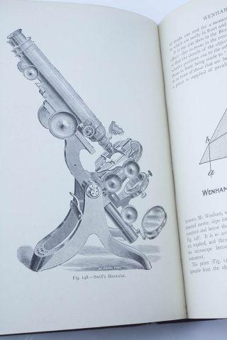 Microscopy The Construction,  Theory And Use Of The Microscope - E.  Spitta - 1909 photo