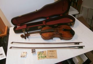 20th C.  Full Size Violin Jacbus Stainer