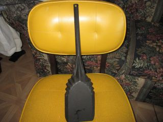 Vintage/antique Coal Bucket Ash Shovel/fireplace Hearth Black/metal photo