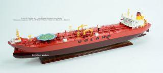 Evita Oil Tanker 44