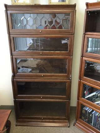 Oak Bookcases photo