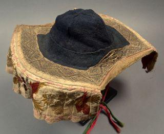 Old Textile Hat Peru Highland Quechuan Deaccessioned California Academy Sciences photo