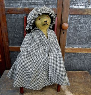 Child's Antique Hooded Cloak photo