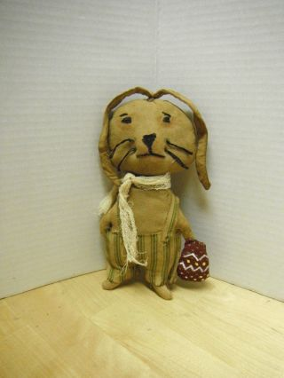 Primitive Howie The Easter Bunny photo
