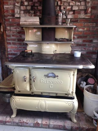 Glenwood C Cook Stove photo
