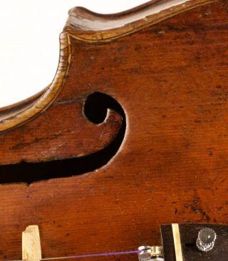 Antique 250 Years Old Italian 4/4 Violin Camilli 1739 Geige Violon ヴァイオリン photo