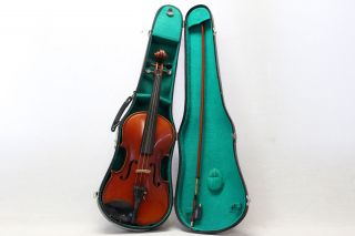 Suzuki Violin No 102 Nagoya Japan 4/4 1968 Hard Case photo