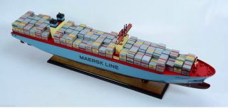 Maersk Mc - Kinney Moller Container Ship 36