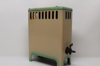 Vintage Mini Gas Heater