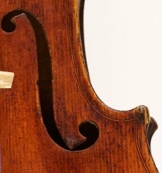 Antique 120 Years Old Italian 4/4 Violin J.  F.  Pressenda 1834 Geige Violon ヴァイオリン photo