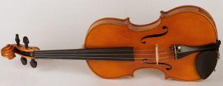 Impressive Old Italian 4/4 Violin Lab.  : A.  Poggi 1954 Geige Violon ヴァイオリン photo