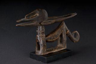Cîmier Bambara Bamana Headdress Mali Galerie