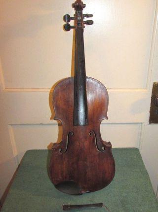 Antique Violin photo