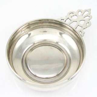 Vtg Gorham Solid 925 Sterling Silver Porringer Porridge Bowl | G Bb photo