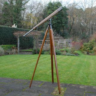 Antique Telescope,  3.  25