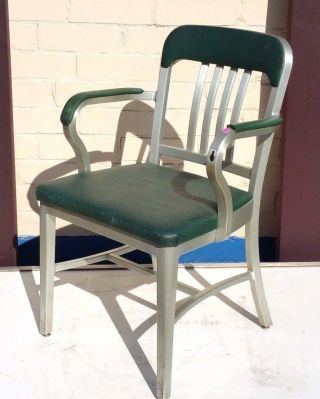 Good Form Aluminum Arm Chair Industrial Age / Mid Century Modern 2 - Uga Law photo
