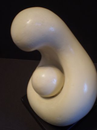 Walter Hannula Sculpture Mother And Child Alva Studios Replica Summa Gallery photo
