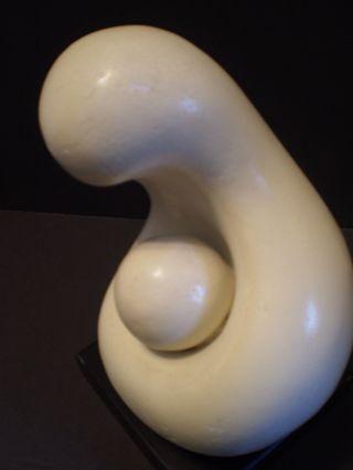 Walter Hannula Sculpture Mother And Child Alva Studios Replica Summa Gallery photo
