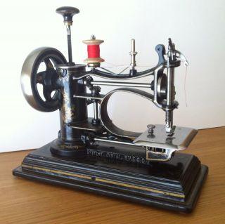 Rare Antique Sewing Machine