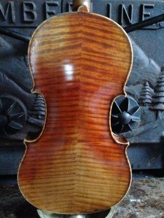 Antique Old Violin For Restoration 5 Day photo