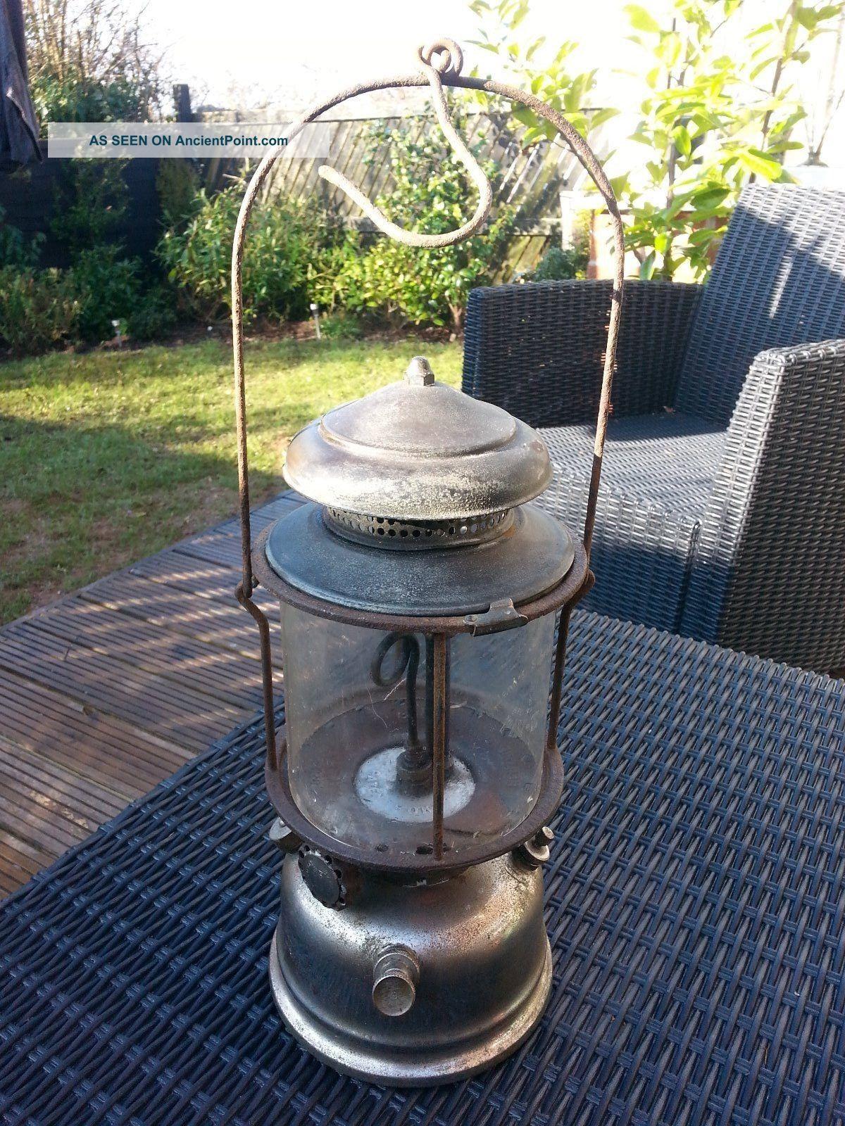 Rare Vintage 1932 Primus No.  1050 Pressure Lantern 20th Century photo