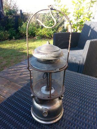 Rare Vintage 1932 Primus No.  1050 Pressure Lantern photo