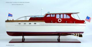 Chris Craft Double Stateroom Cruiser 32