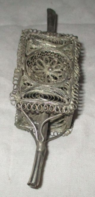 Antique God Tempal Palkhi Or Chair Or Big Size L Singhasan - Made In Brass photo