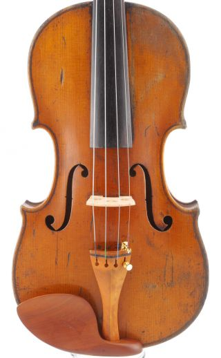 Rare,  Antique Marcel Vatelot 4/4 Old Violin photo