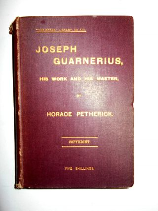 Old Vintage 1906 Horace Peatherick