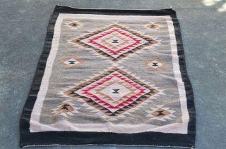 Antique Navajo Horse Blanket photo