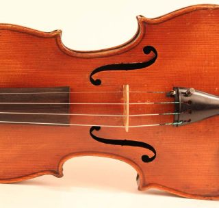 Old Italian Violin Cavani 1901 Geige Violon Violino Violine 小提琴 バイオリン photo