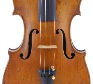 Italian Antique Conservatori 4/4 Old Master Violin photo