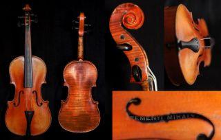 Violin Reményi Mihály photo