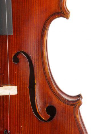 Rare,  Antique Mathias Heinicke 4/4 Old Master Violin photo