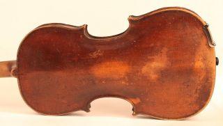 Old Rare Fine Violin Labeled P.  Testore 1748 Geige Violon Violino Violine Viola photo