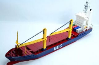 Bbc Break Bulk Cargo Ship 40