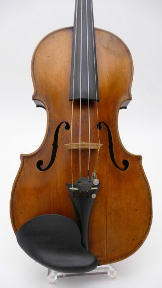 Very Rare Master Jacob Rauch Antique Violin Violine Viola Violino German,  Case photo