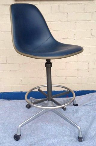 Vintage Eames For Herman Miller Architect Drafting Stool photo