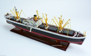 Liberty Dry Cargo Ship Ec2 - S - C1 33