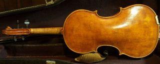 A Vintage Italian Violin Luigi Galimberti 1930 photo