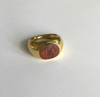 Roman Intaglio Ring photo