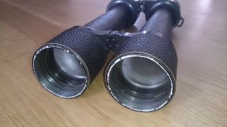 Vintage Binoculars Carl Zeiss Delfort photo