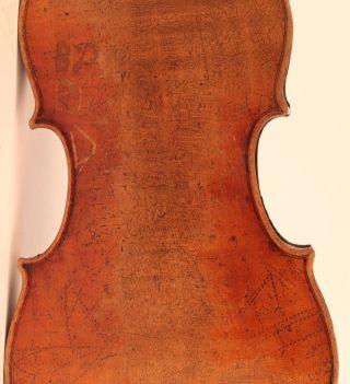 200 Years Old N.  Lupot 1799 Violin Geige Violon Violine Violino 小提琴 バイオリン 바이올린 photo